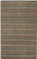 eCarpet Gallery Solid/Striped Chic Area Rug Collection