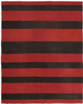 eCarpet Gallery Solid/Striped Bohemian Area Rug Collection