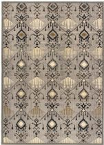 eCarpet Gallery Southwestern/Lodge Ikat Glitter Area Rug Collection