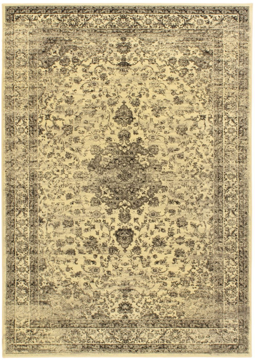 ecarpet gallery classic flora traditional area rug collection