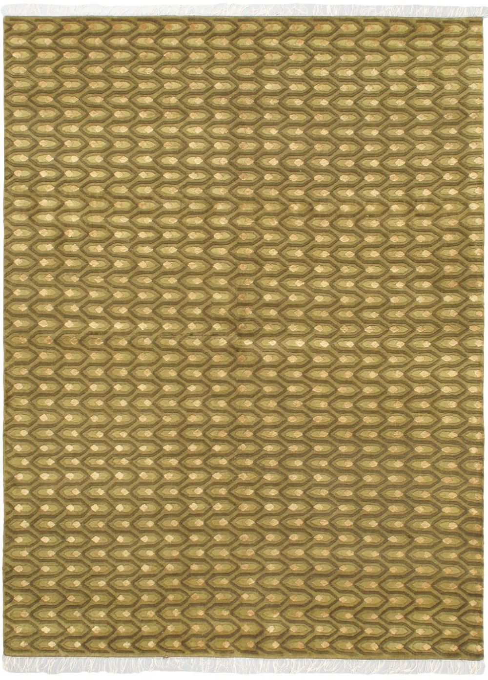 ecarpet gallery silk touch contemporary area rug collection