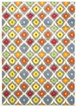 eCarpet Gallery Contemporary Chroma Glow Area Rug Collection