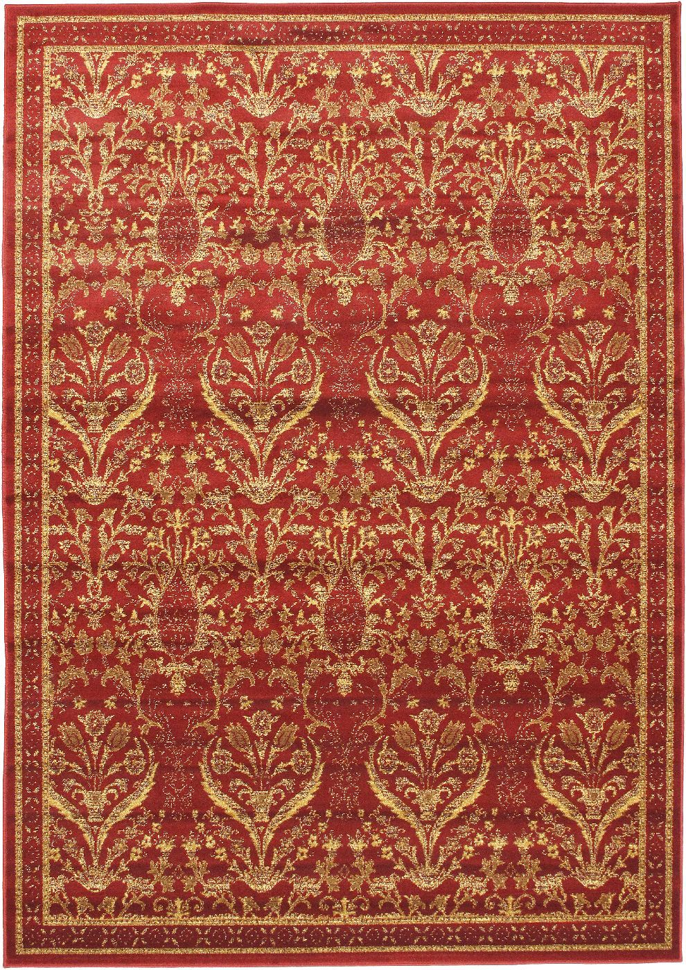 ecarpet gallery oriental garden transitional area rug collection