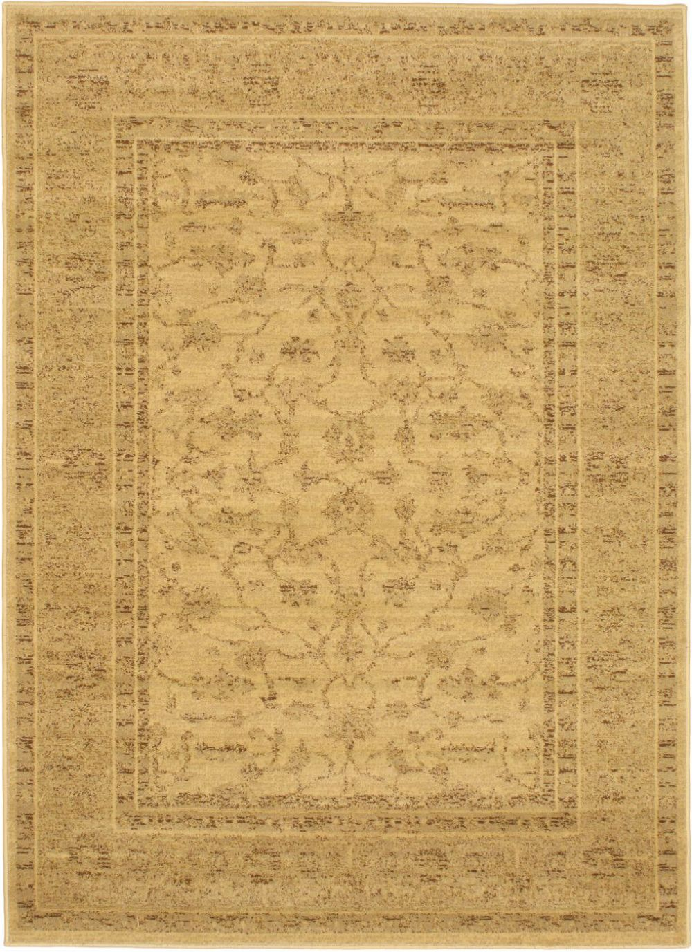 ecarpet gallery golden lotus transitional area rug collection
