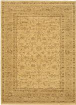eCarpet Gallery Transitional Golden Lotus Area Rug Collection