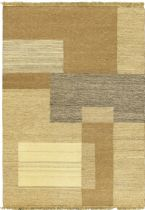 eCarpet Gallery Contemporary Natural Area Rug Collection