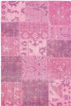 eCarpet Gallery Transitional Ushak Patch Area Rug Collection