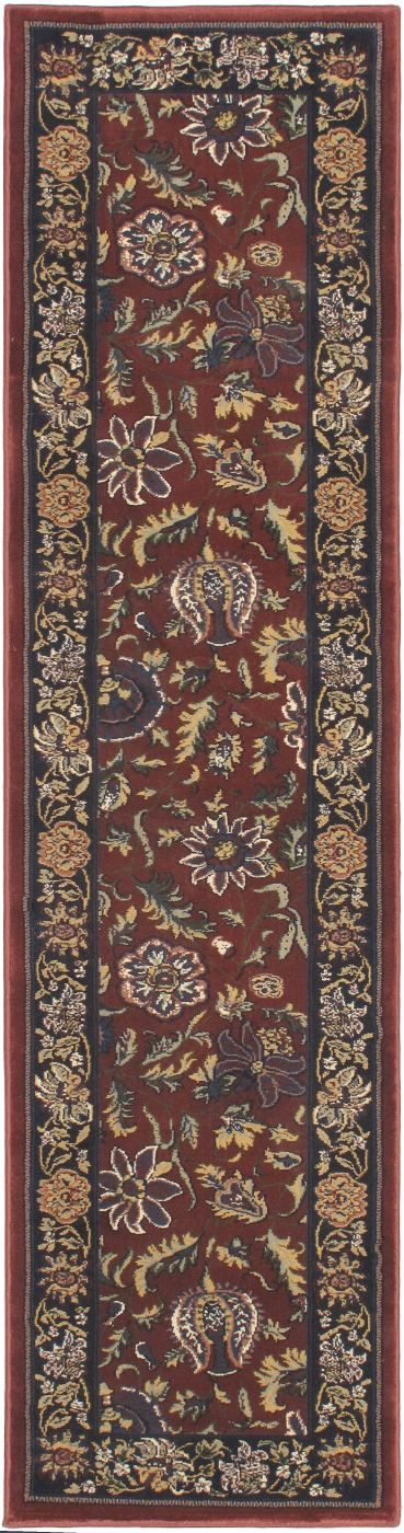 ecarpet gallery oriental garden country & floral area rug collection
