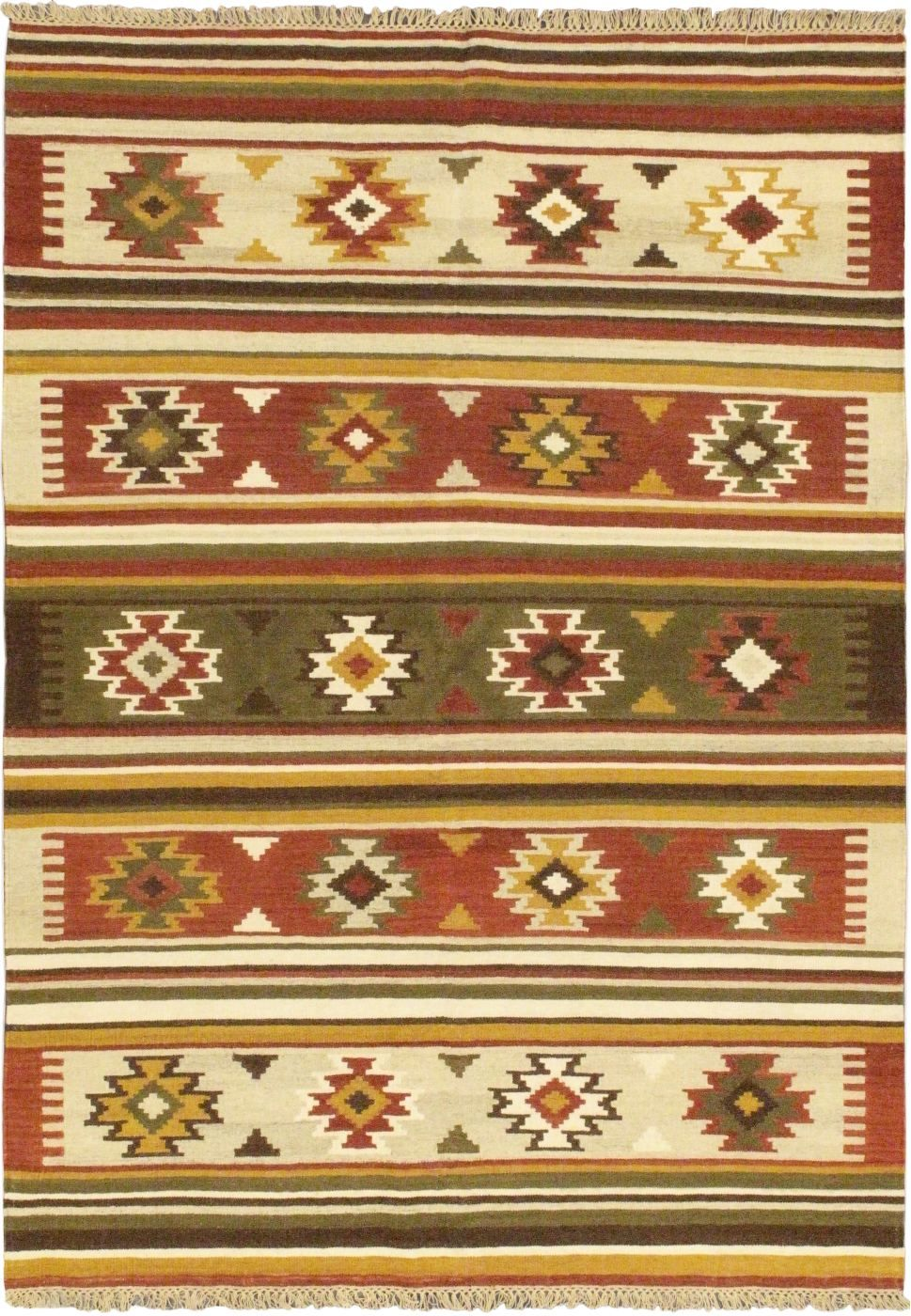 ecarpet gallery anatolian kilim southwestern/lodge area rug collection