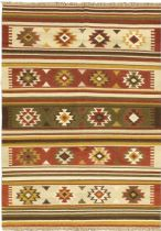 Rectangle rug, Flat Woven rug, Southwestern/Lodge, Anatolian Kilim, eCarpet Gallery rug