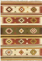 eCarpet Gallery Transitional Izmir Kilim Area Rug Collection