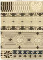 eCarpet Gallery Contemporary Istanbul Yama Kilim Area Rug Collection