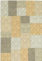 eCarpet Gallery Transitional Collage Area Rug Collection