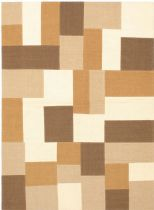 eCarpet Gallery Transitional Mosaico Area Rug Collection