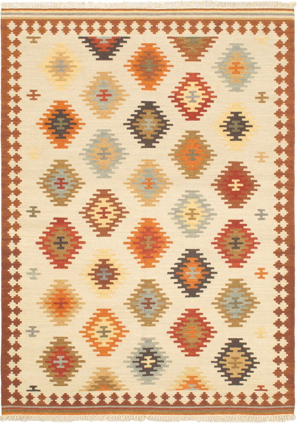 ecarpet gallery ankara kilim southwestern/lodge area rug collection