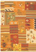 eCarpet Gallery Southwestern/Lodge Hereke Kilim Area Rug Collection