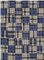 eCarpet Gallery Transitional Scottish Patch Area Rug Collection