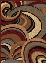 Tayse Contemporary Impressions Area Rug Collection