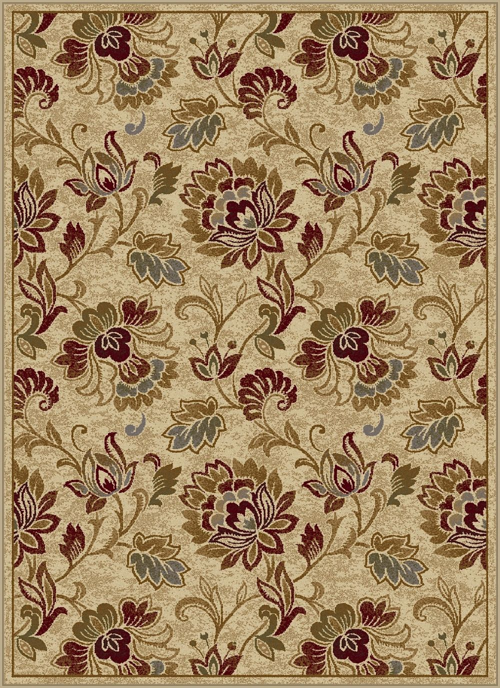 tayse festival transitional area rug collection