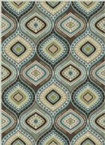 Tayse Contemporary Capri Area Rug Collection
