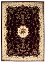 Nourison European Bordeaux Area Rug Collection