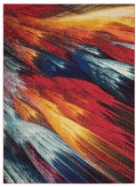 Nourison Contemporary Celestial Area Rug Collection