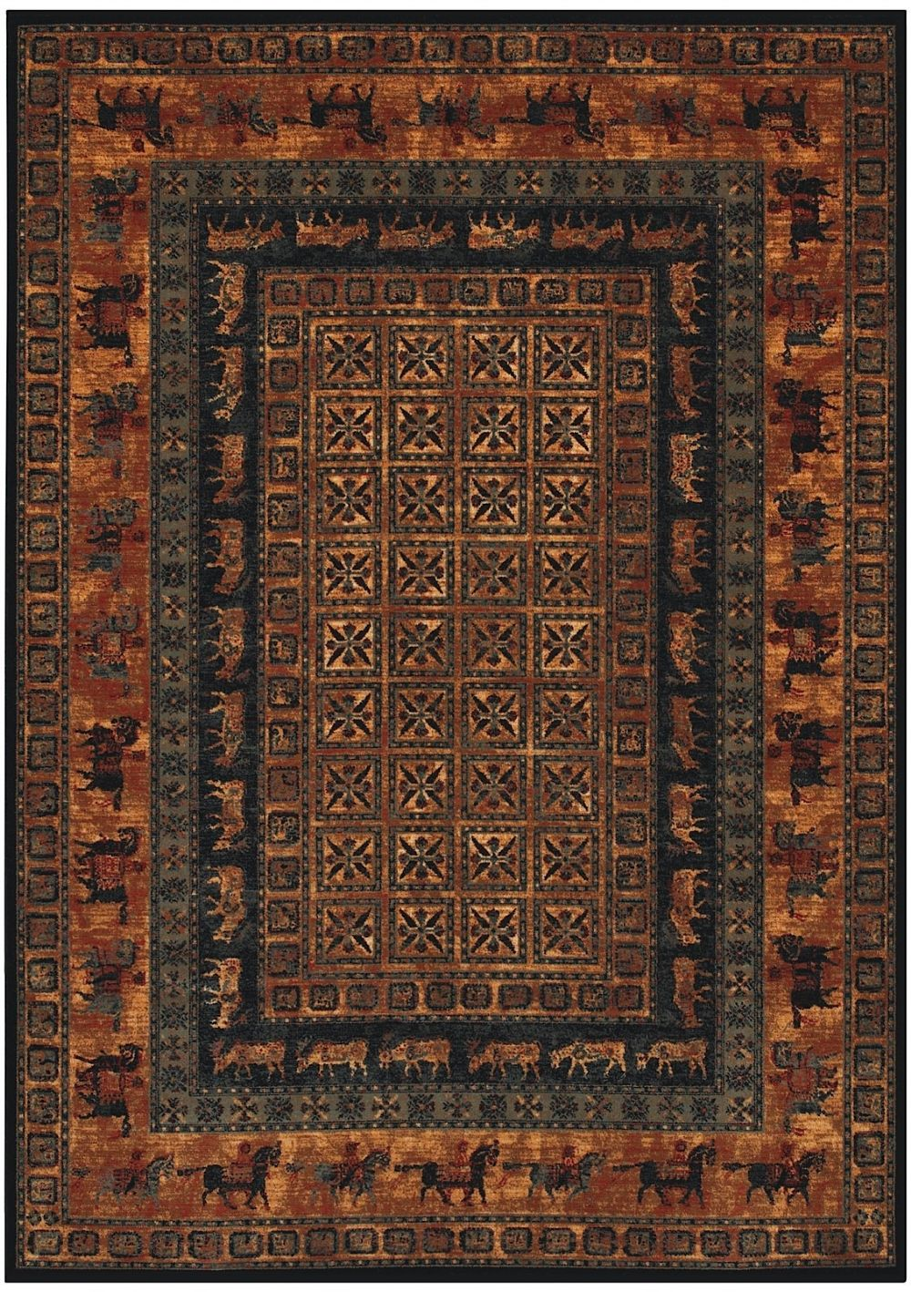 couristan old world classics contemporary area rug collection