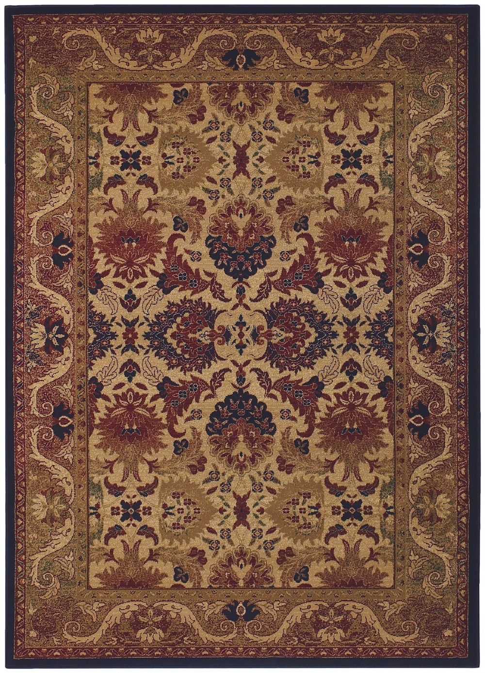 couristan anatolia traditional area rug collection