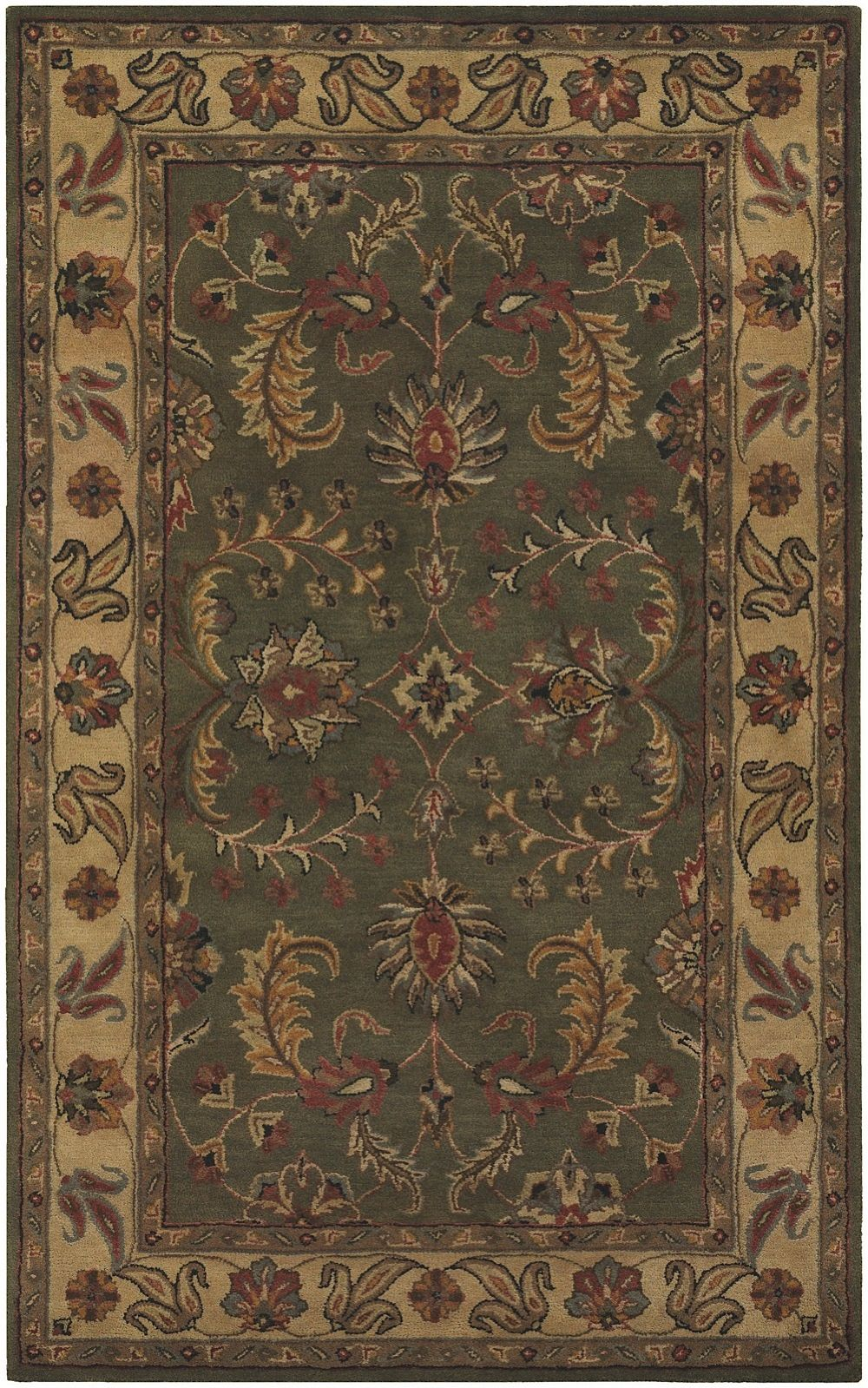 couristan castello traditional area rug collection