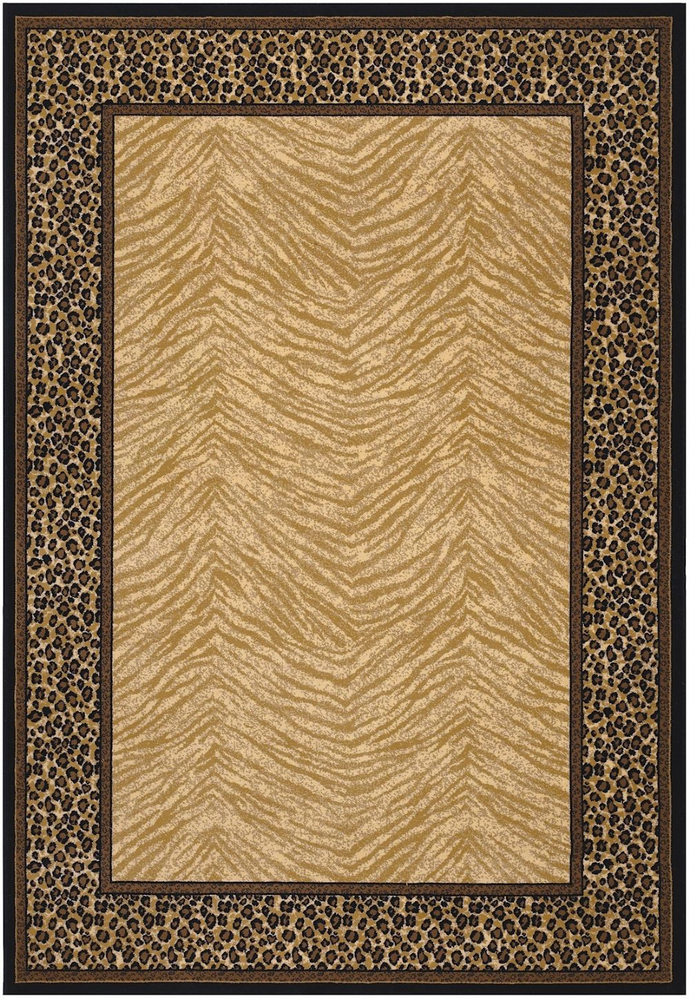 couristan everest animal inspirations area rug collection