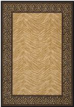 Couristan Animal Inspirations Everest Area Rug Collection
