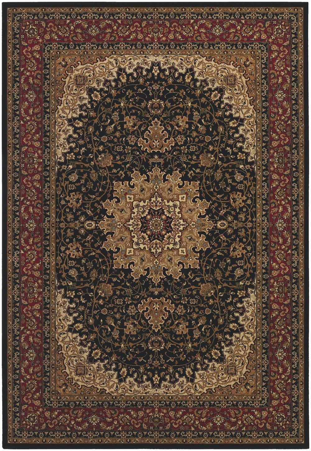 couristan izmir european area rug collection