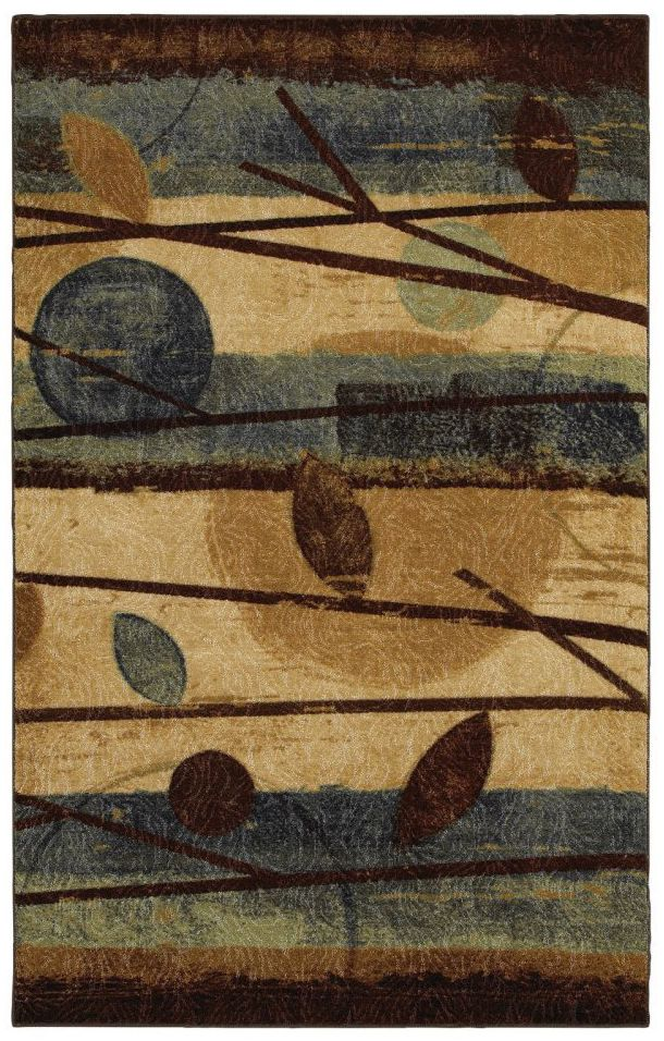 mohawk modern forest contemporary area rug collection