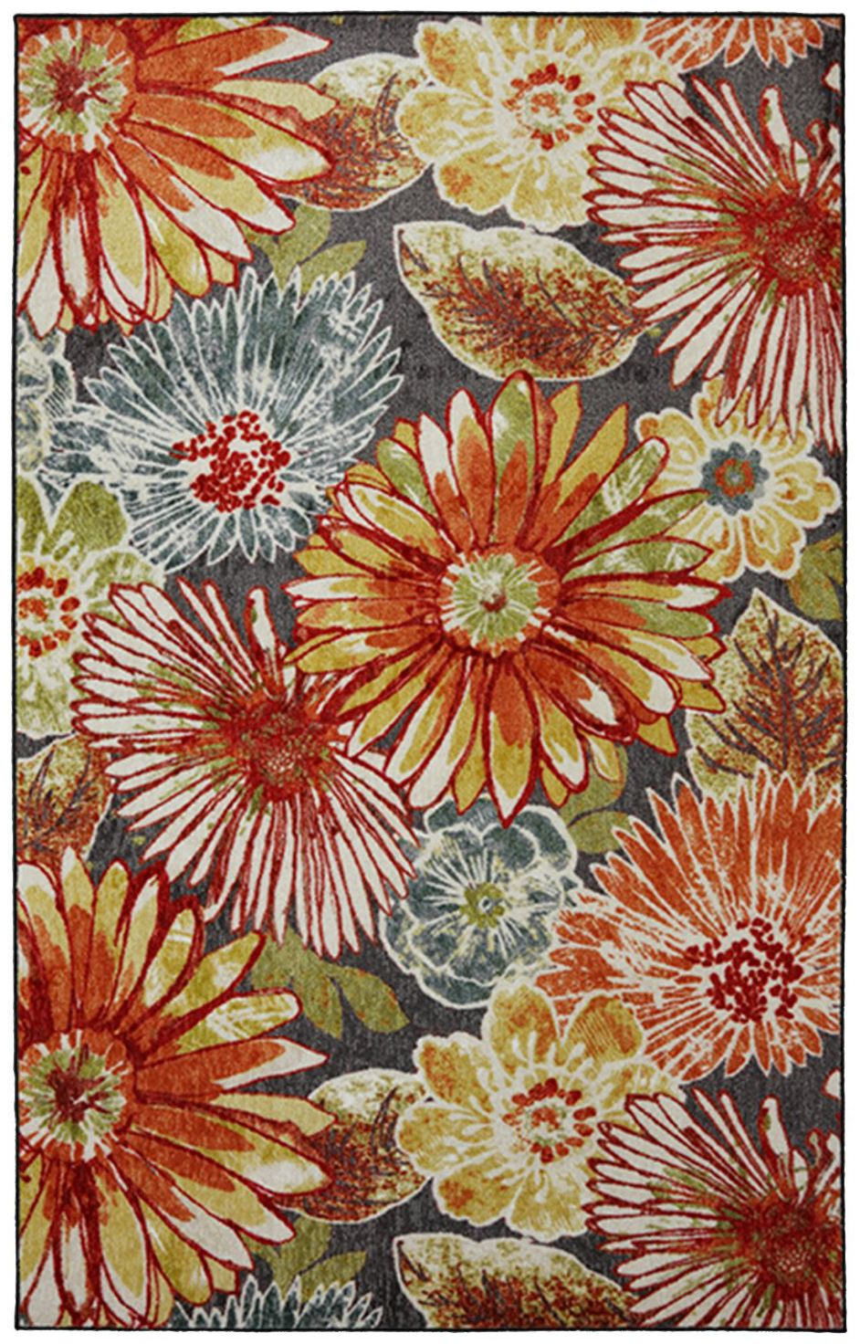mohawk charm country & floral area rug collection