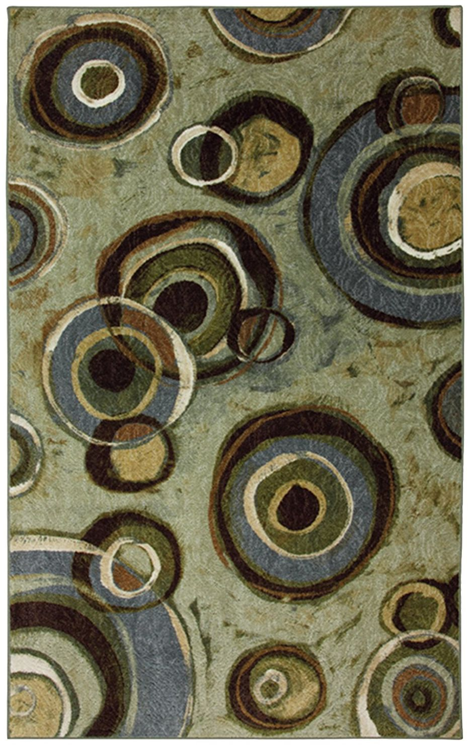 mohawk ripple effect surf contemporary area rug collection
