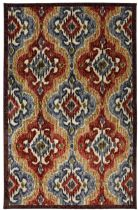 Mohawk Contemporary Primary Ikat Primary Area Rug Collection