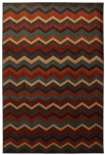 mohawk frye rust contemporary area rug collection