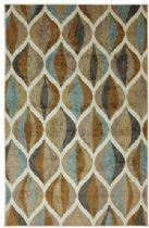 Mohawk Contemporary Ornamental Ogee Multi Area Rug Collection