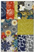 Mohawk Contemporary Secret Garden Patch Area Rug Collection