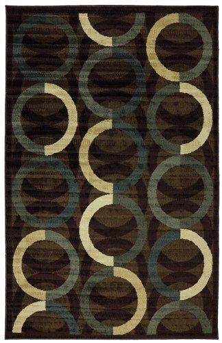 mohawk ring rows contemporary area rug collection