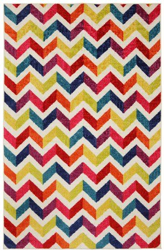 mohawk mixed chevrons contemporary area rug collection