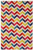 Mohawk Contemporary Mixed Chevrons Area Rug Collection