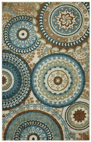 mohawk forest suzani contemporary area rug collection