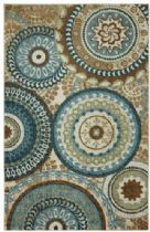 Mohawk Contemporary Forest Suzani Area Rug Collection