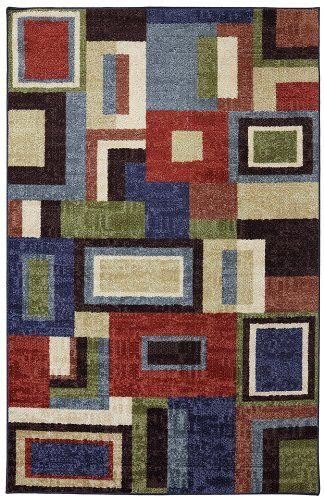 mohawk multi frame contemporary area rug collection