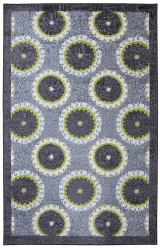 mohawk rotunda medallion contemporary area rug collection