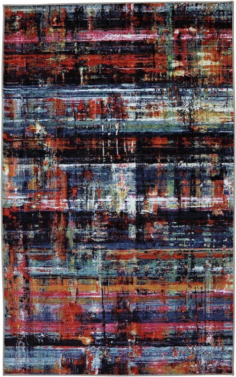 mohawk windthread multi contemporary area rug collection