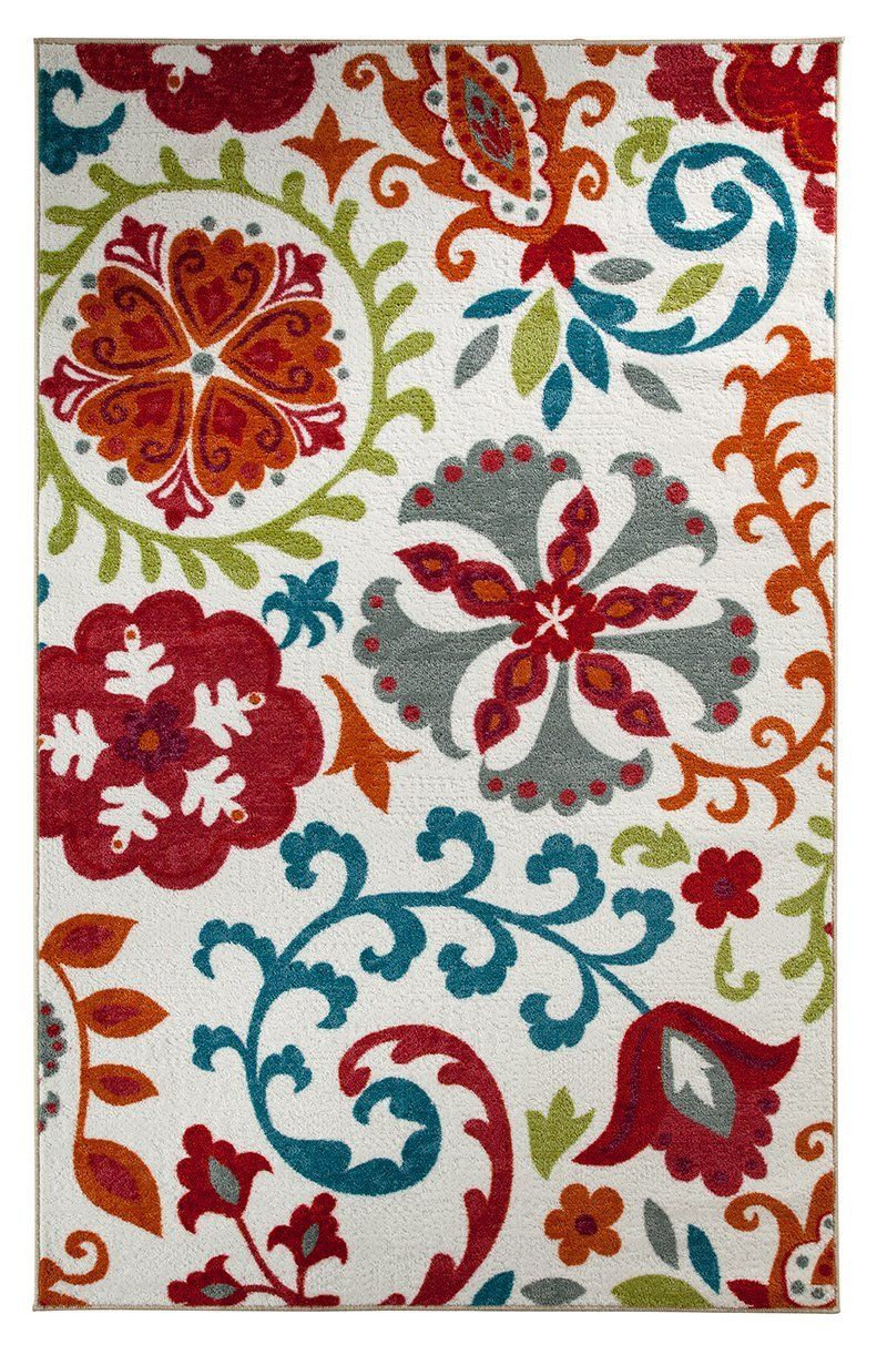 mohawk idas garden contemporary area rug collection