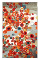 Mohawk Contemporary Tossed Floral Area Rug Collection