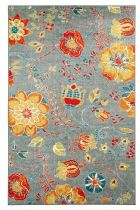 Mohawk Country & Floral Free Spirit Area Rug Collection